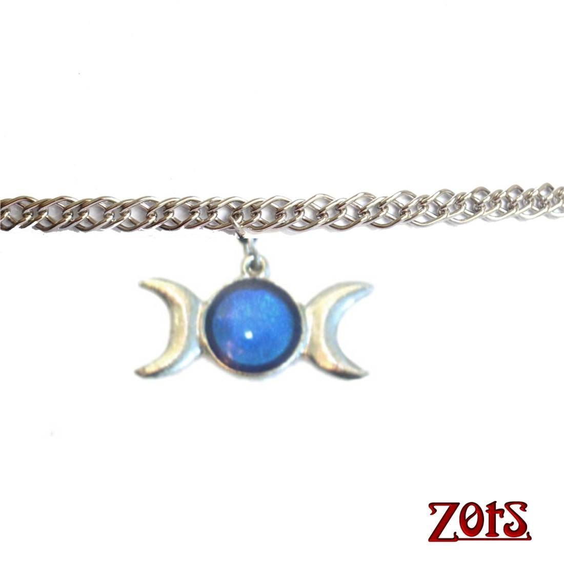 Circlet Triluna Azul  -  Zots