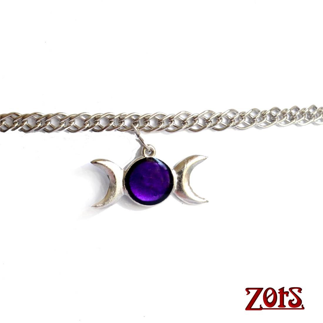 Circlet Triluna Roxa  -  Zots