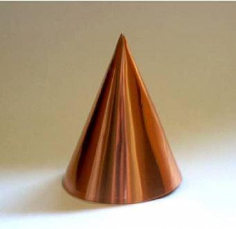 Cone de cobre  -  Zots