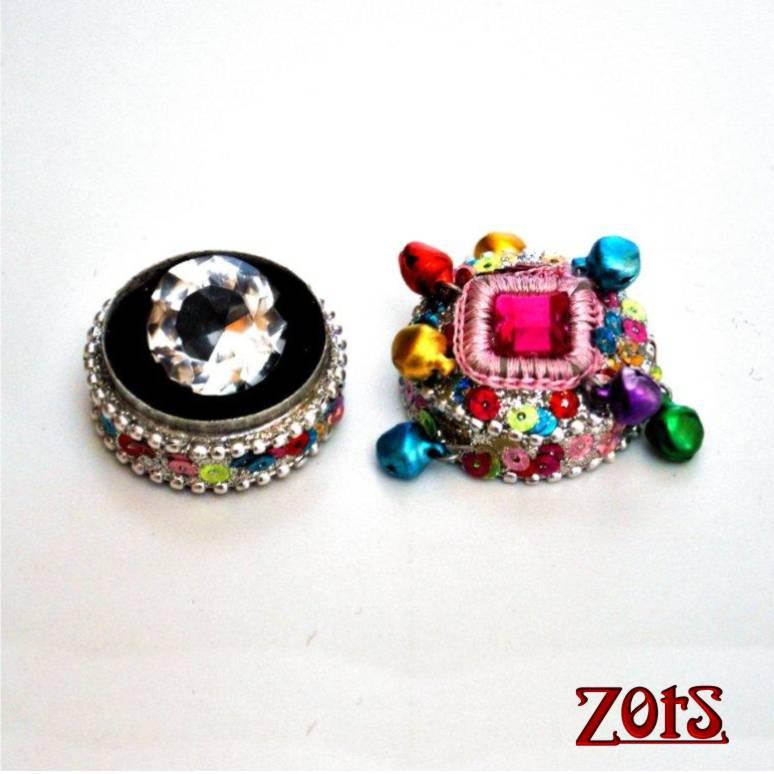 Cristal Encantado  -  Zots