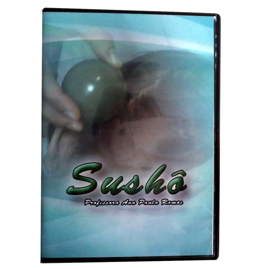 DVD Sushô  - Zots - Leila Cabanas Azevedo