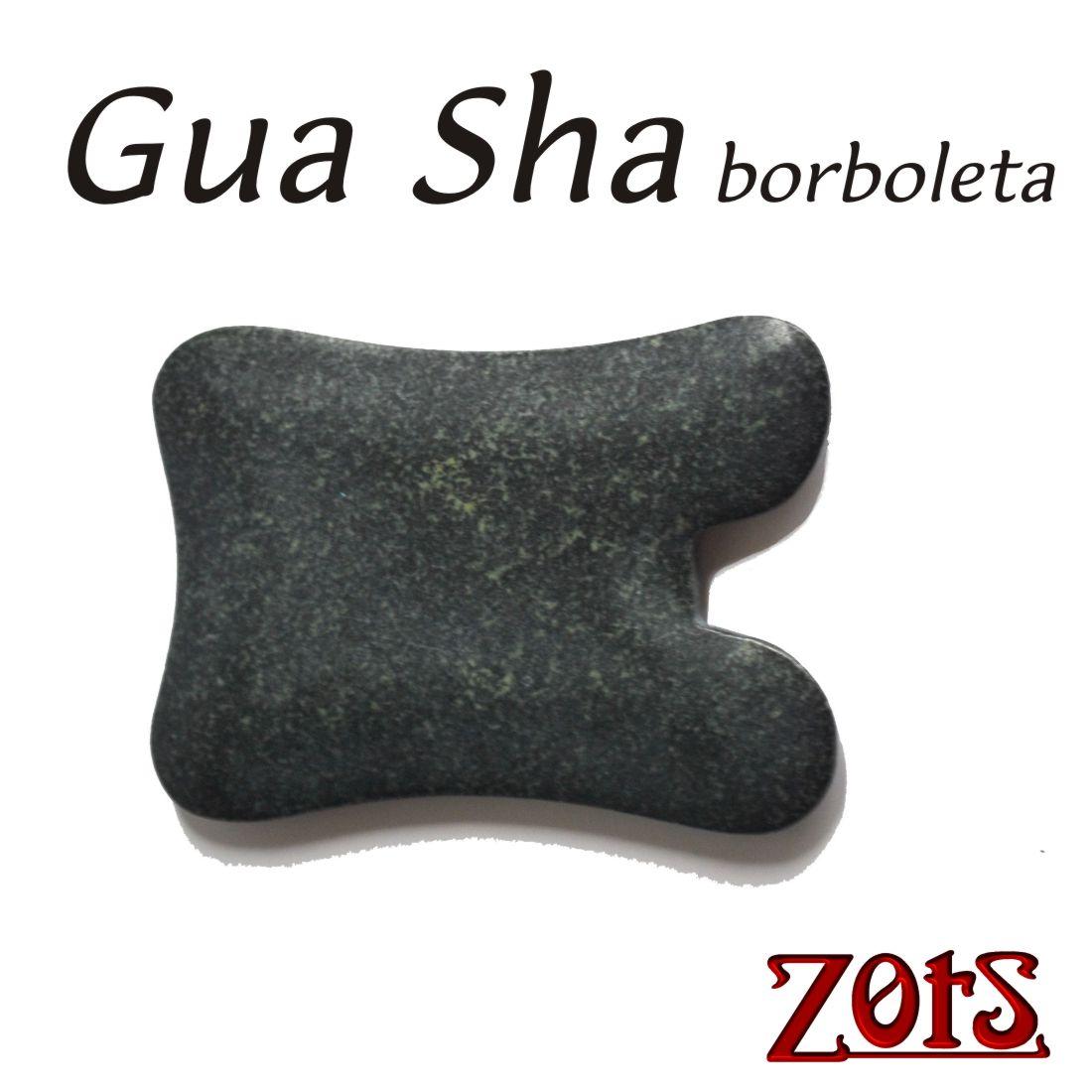 GuaShá borboleta