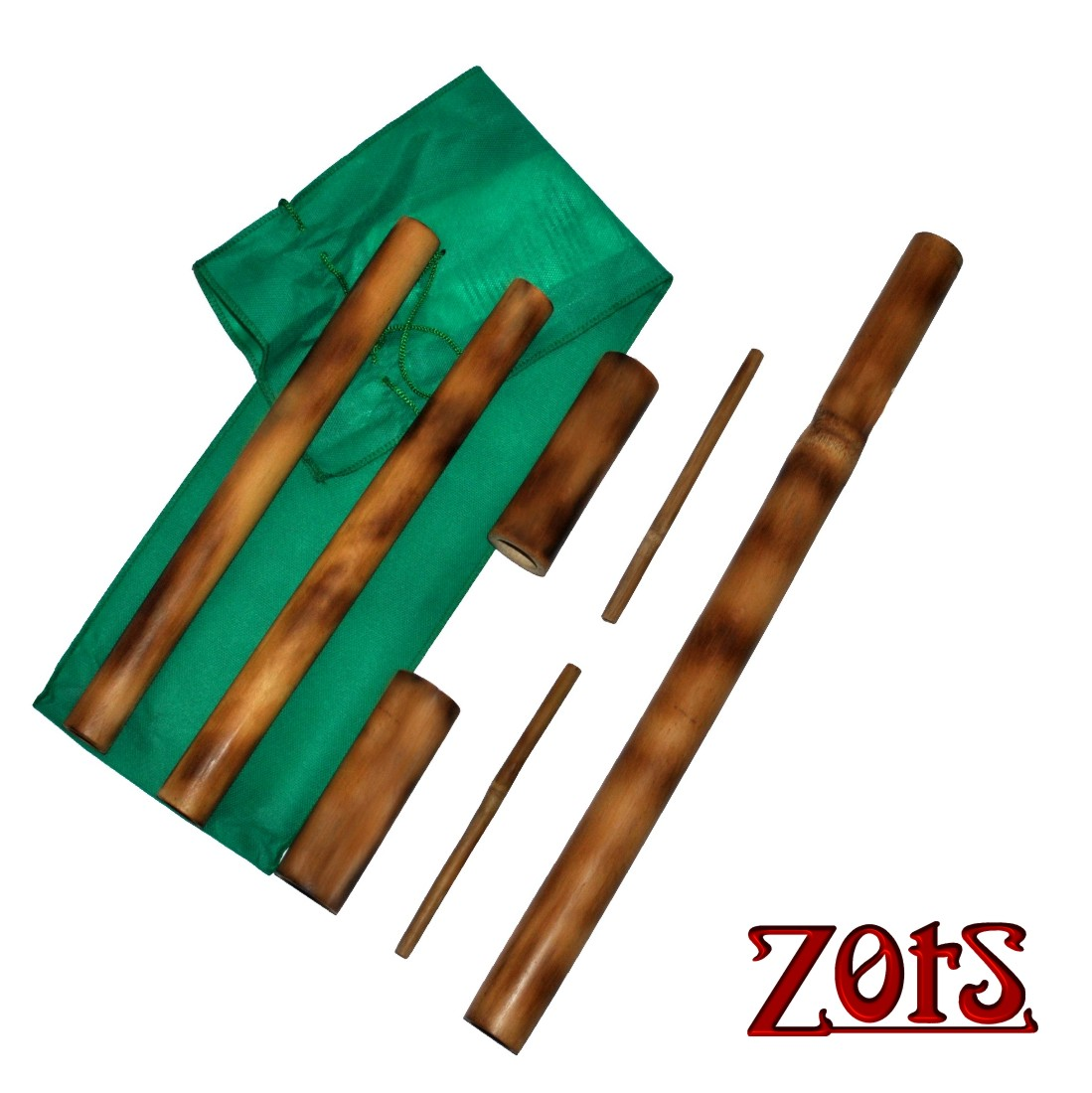Kit Bambu Plus  -  Zots