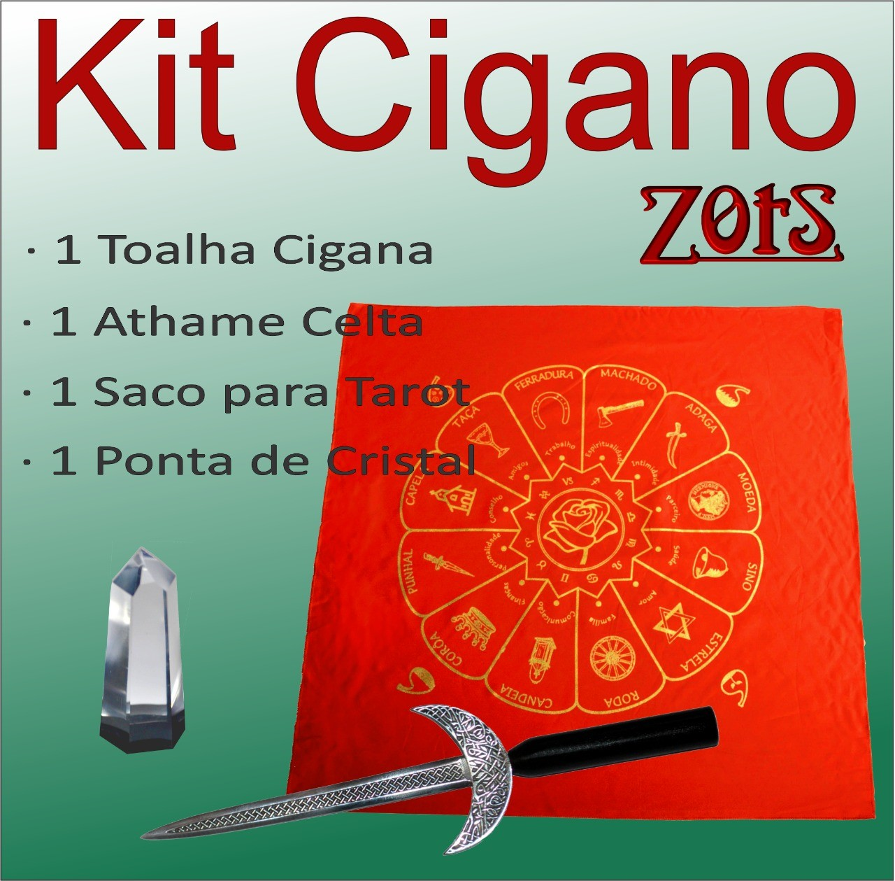 Kit Cigano