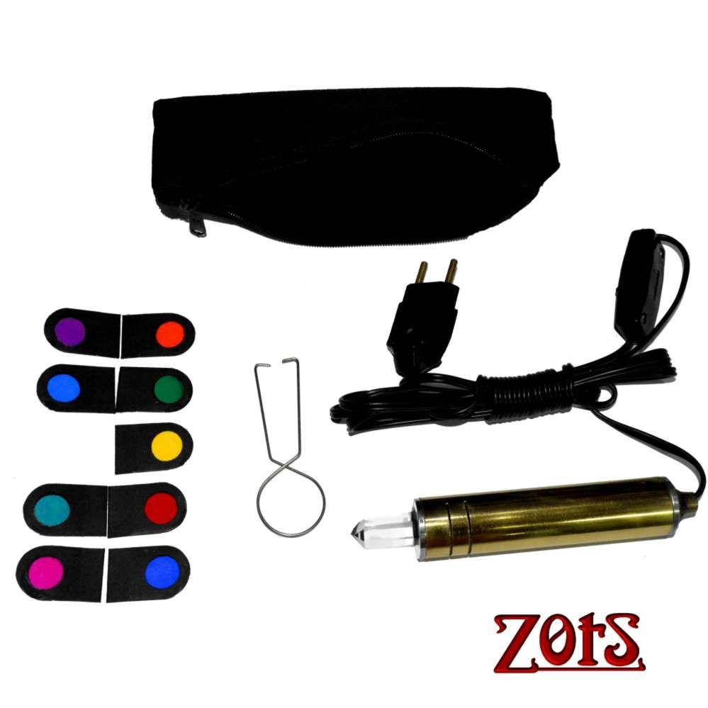 Kit Cromo Master-Elétrico  -  Zots