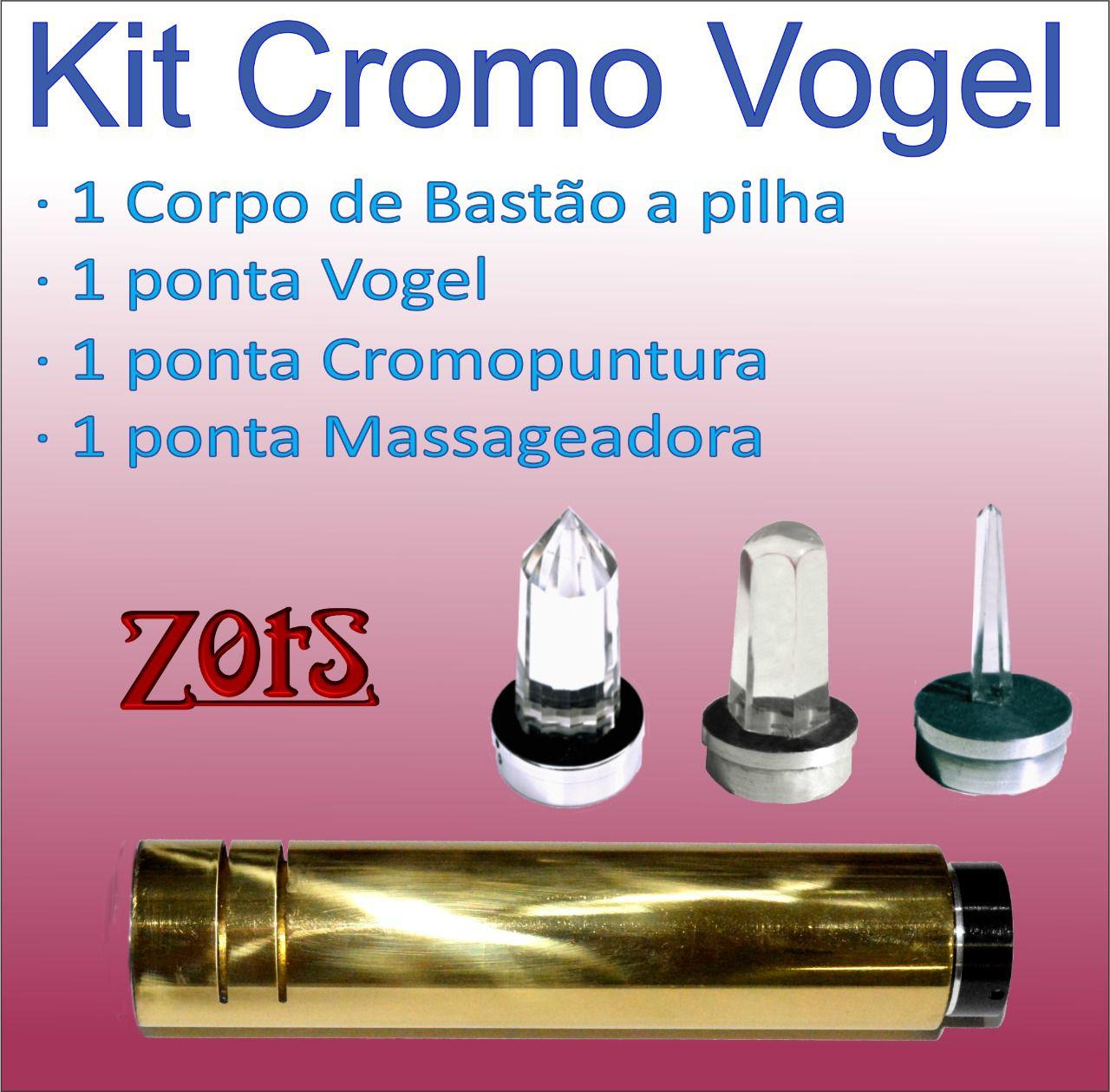 Kit Cromo Vogel