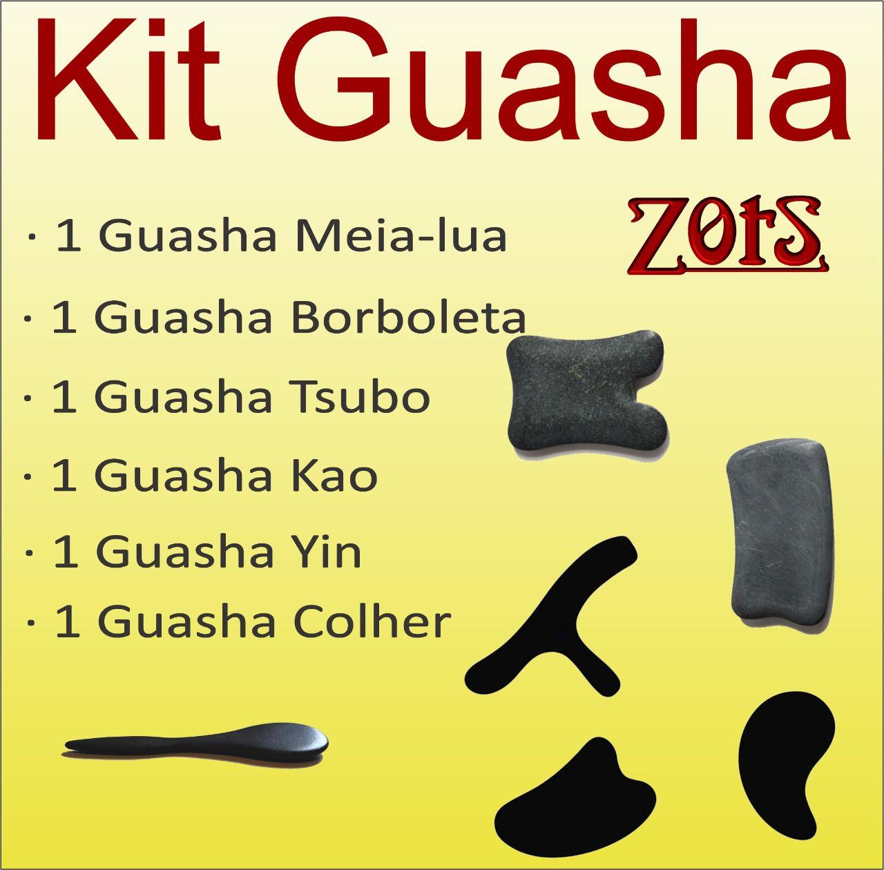 Kit Guasha