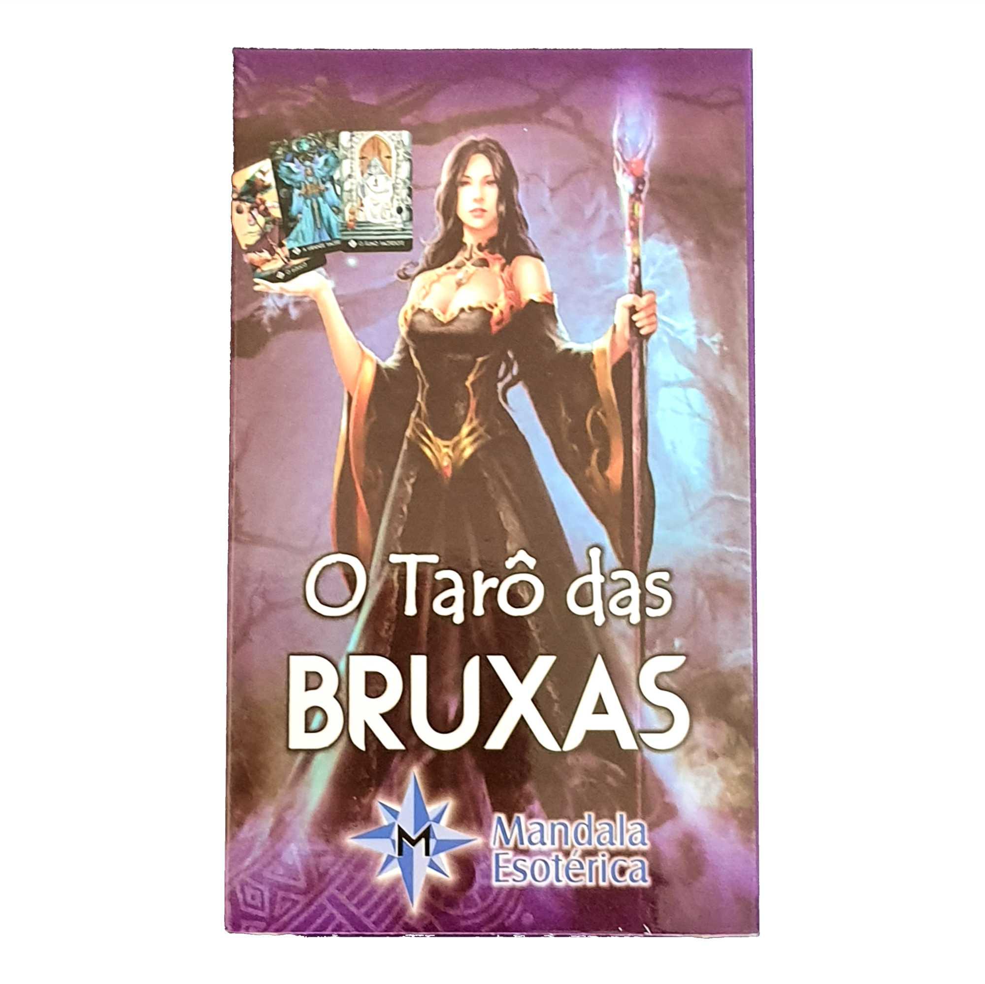 Kit Tarô da Bruxa  -  Zots