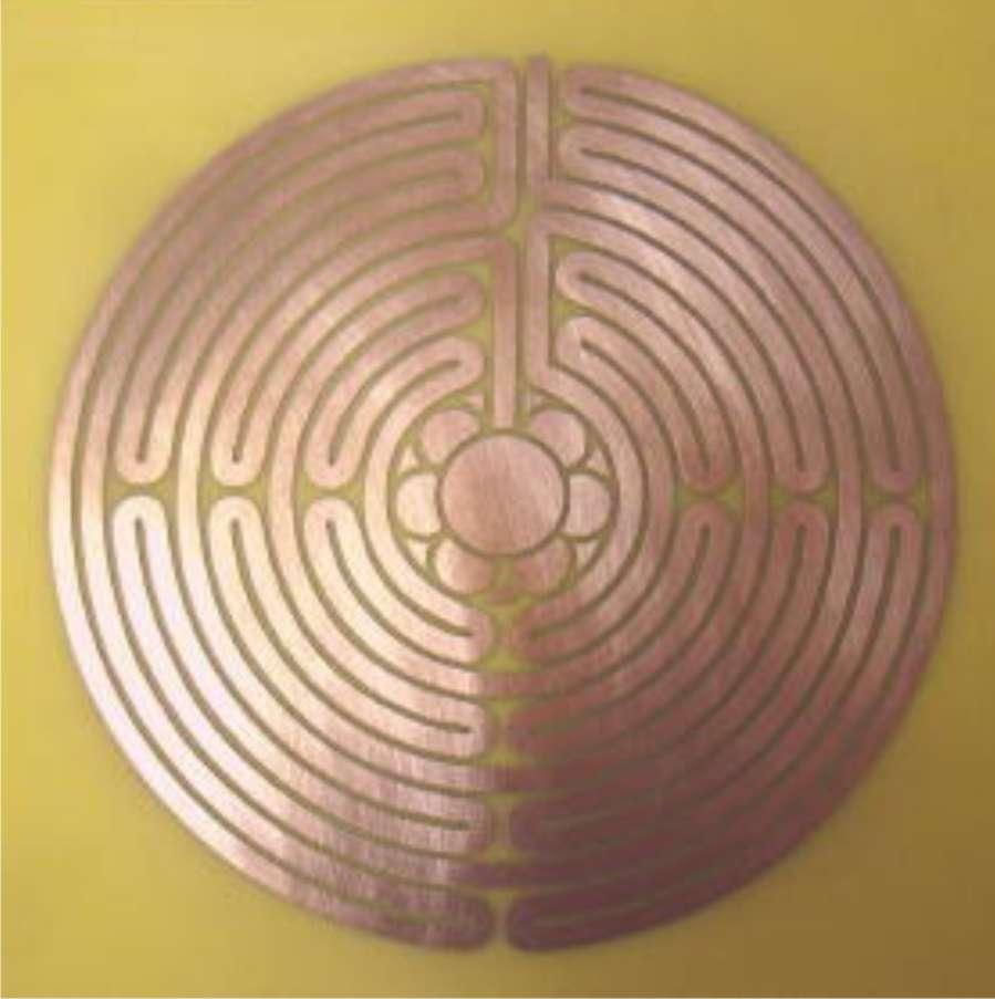 Labirinto Chartres - fen.  -  Zots
