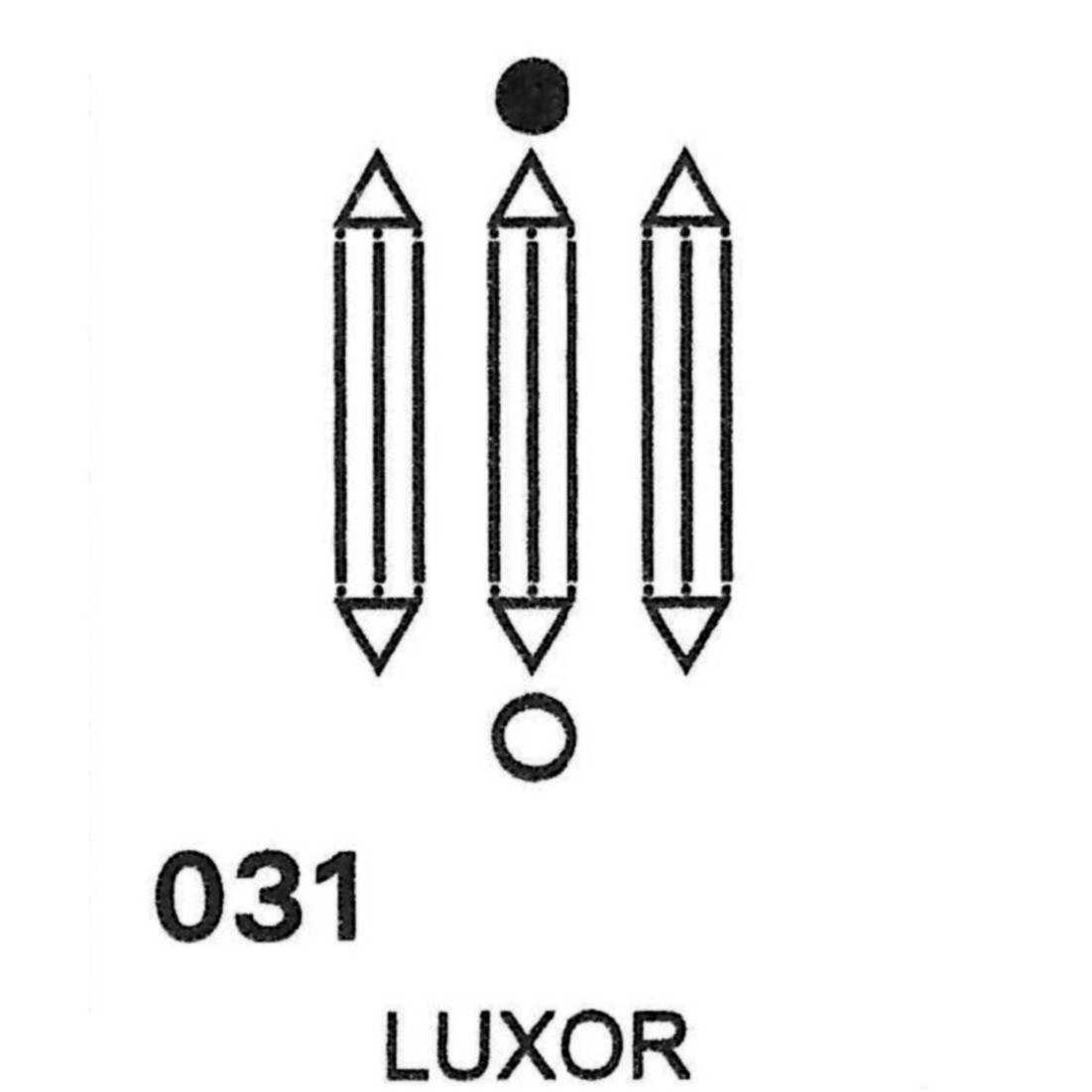 Luxor PVC  - Zots - Leila Cabanas Azevedo