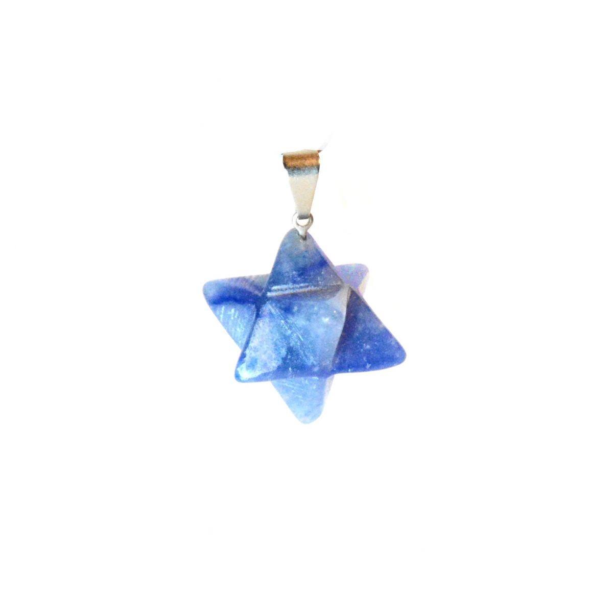 Merkabah - quartzo azul  -  Zots