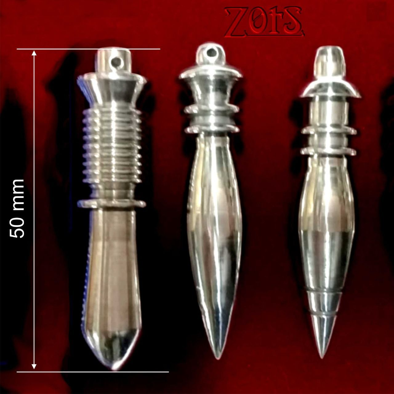 Pêndulo Egípcio Mestre Alumínio  -  Zots