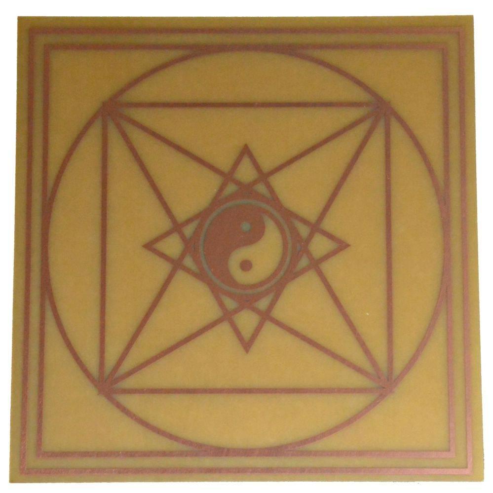 Pirâmide de Tao - fen.  -  Zots
