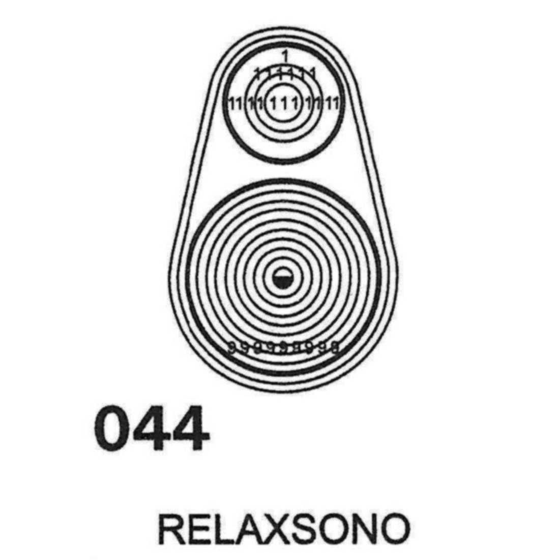 Relax Sono PVC  -  Zots