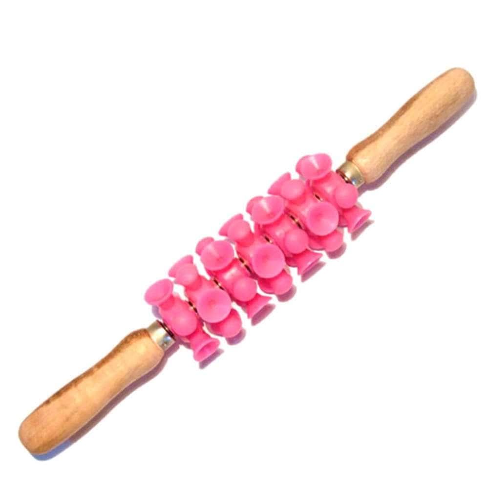 Rolo Massagem Turbinada- Rosa  -  Zots