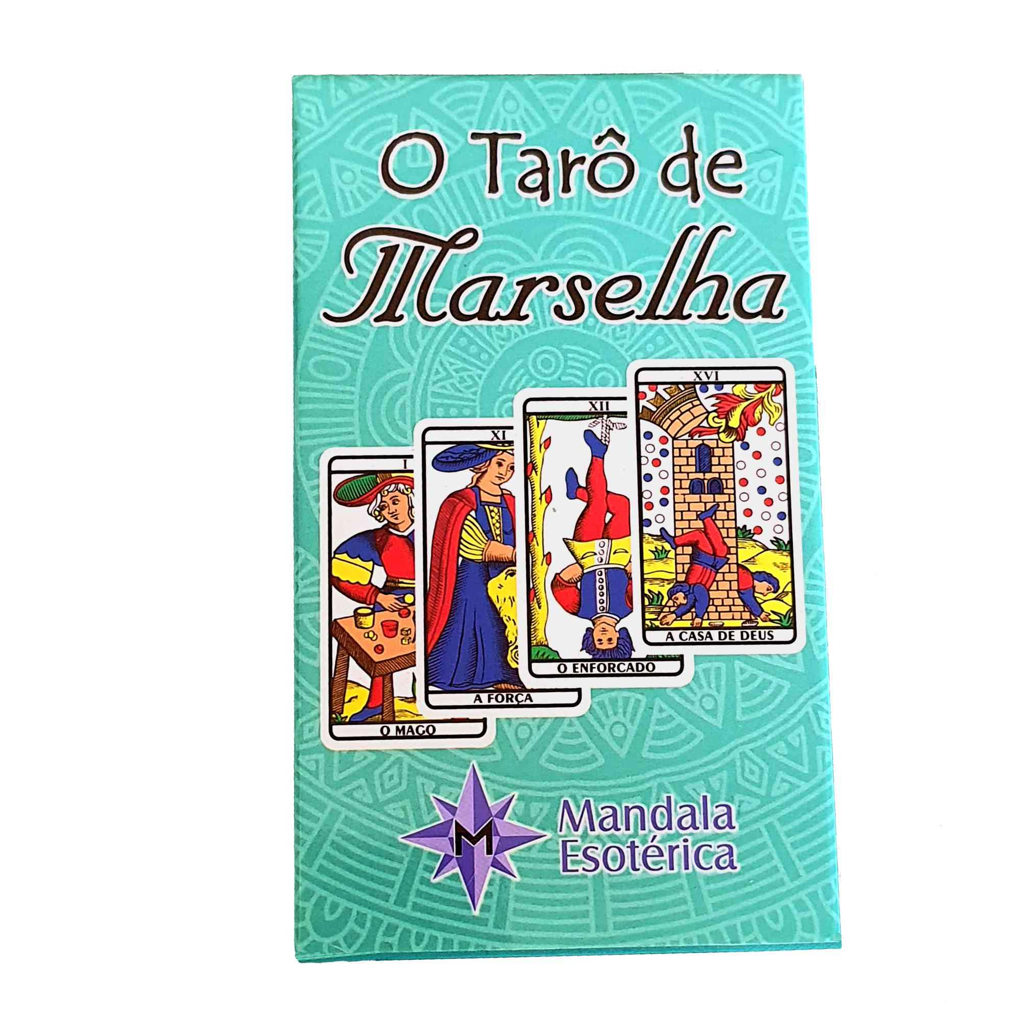 Tarô de Marselha  -  Zots
