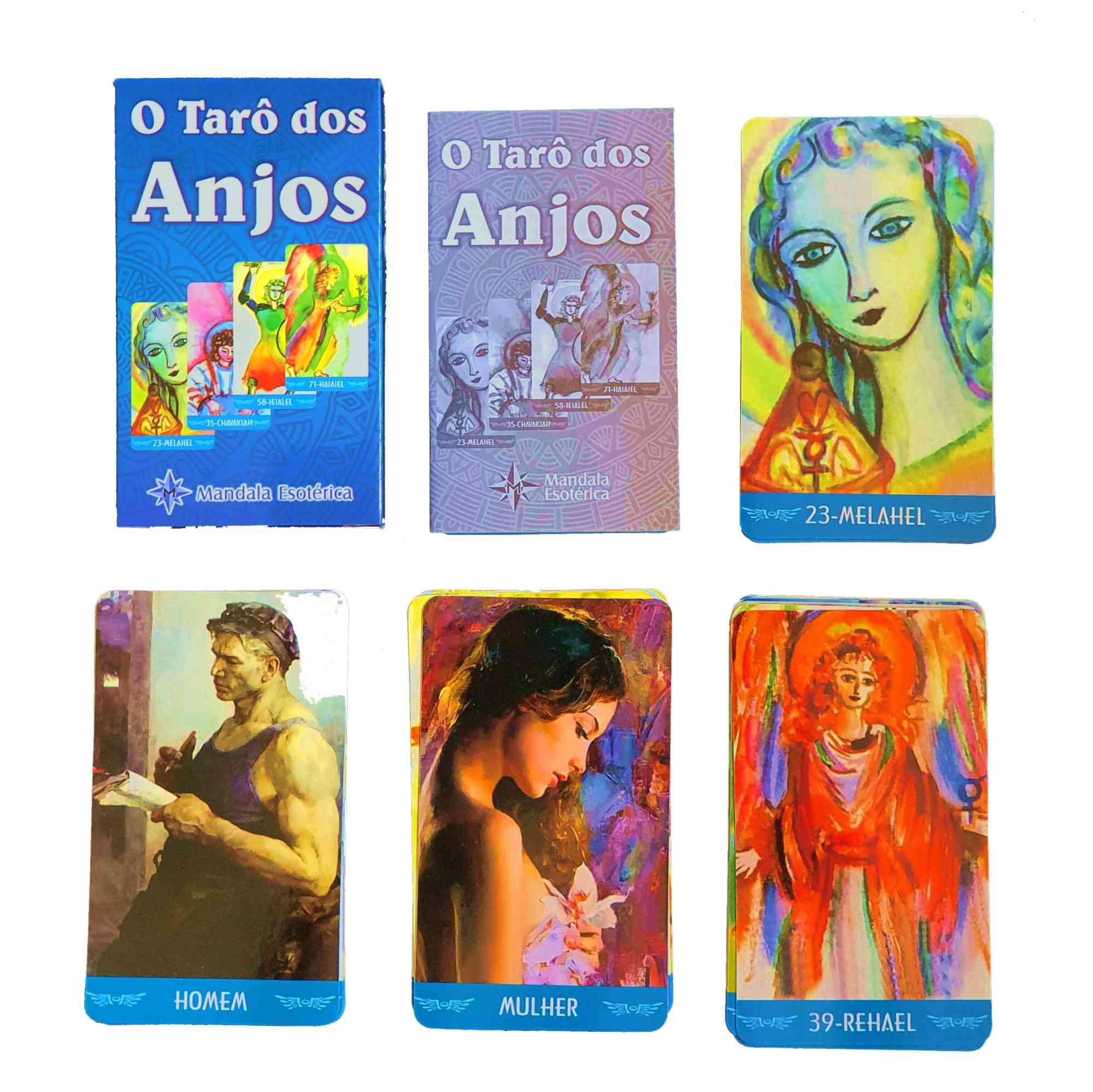 Tarô dos Anjos  -  Zots