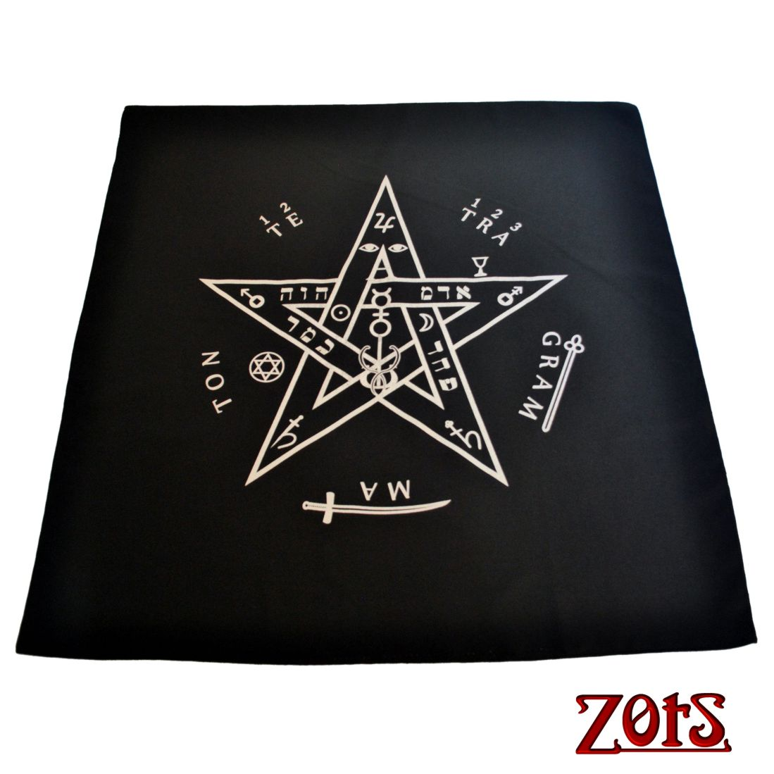 Toalha Tetragrammaton  - Zots