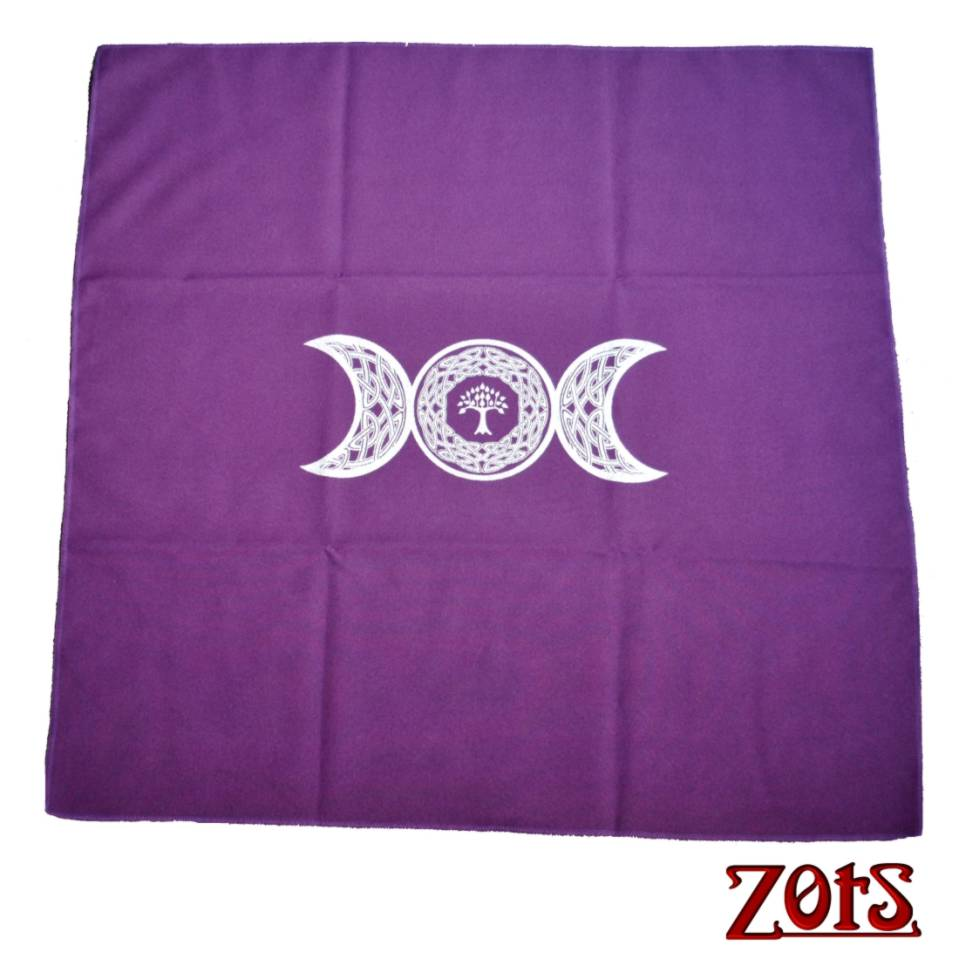 Toalha Triluna Roxa  -  Zots