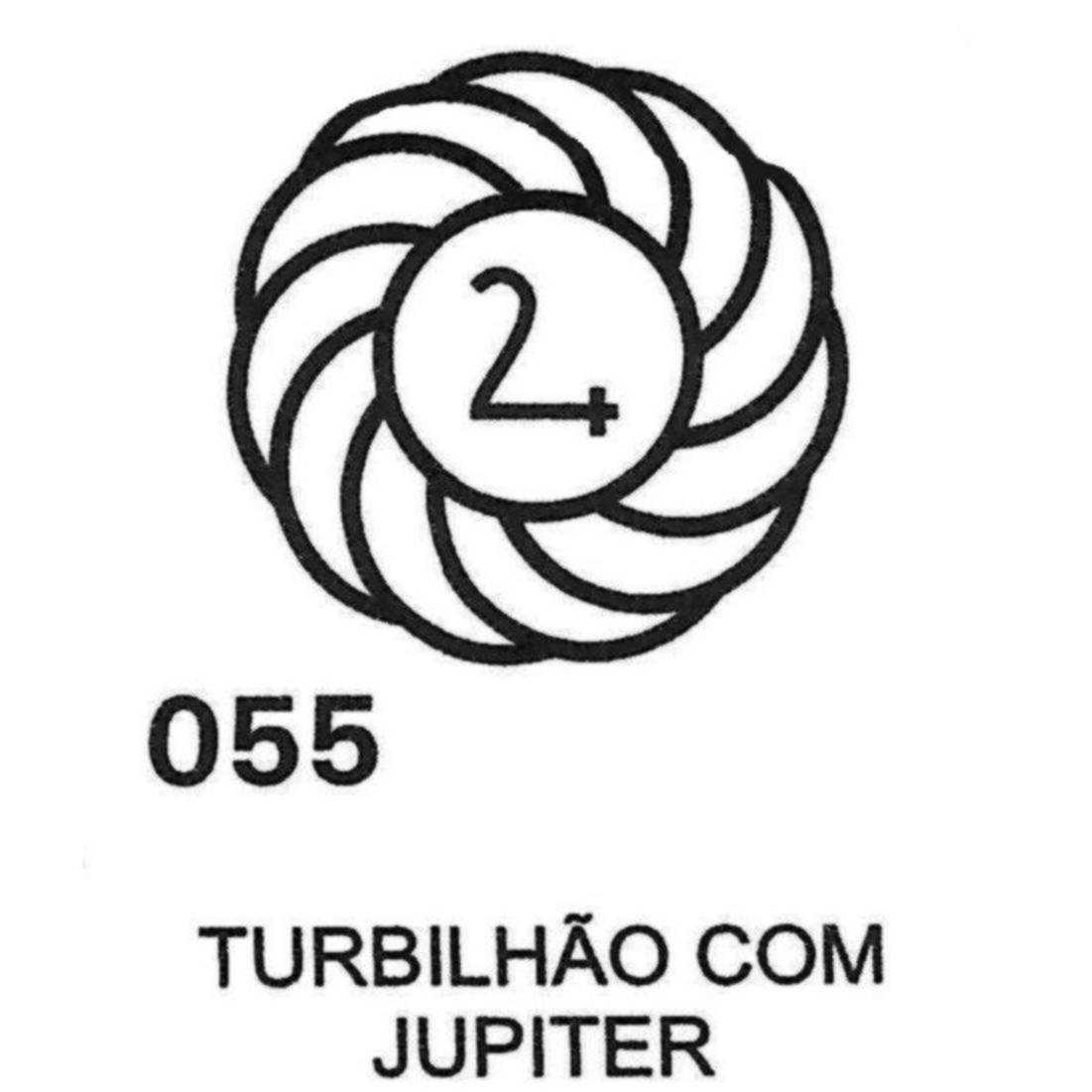 Turbilhão com Júpiter - PVC  -  Zots