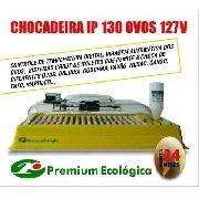 Chocadeira Ip 130 Ovos Viragem 100% Automática