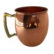 Caneca Moscow Mule Barril Grande 500 ml