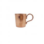 Caneca Sem Borda Moscow Mule em cobre miniatura