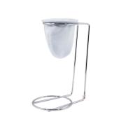 Kit 100 Mini Coador de Café com Refil de Pano P
