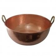 Tacho de cobre 60 litros