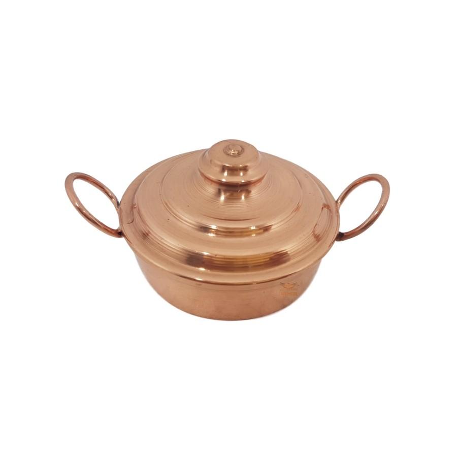 Panelinha em cobre miniatura
