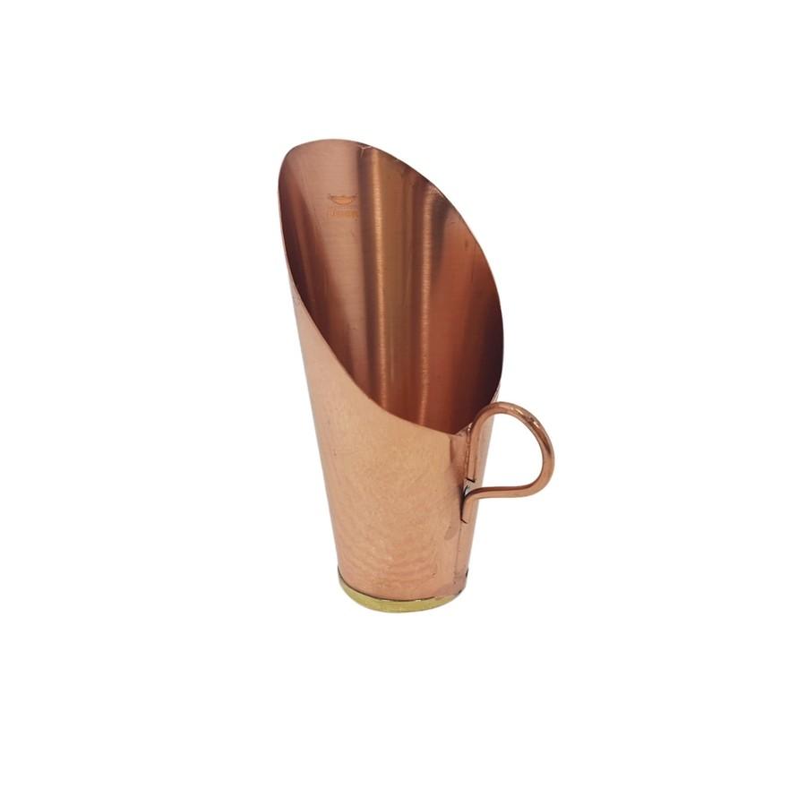 Medidor em cobre miniatura