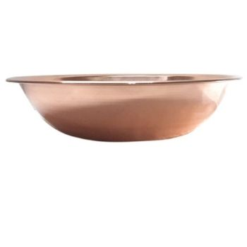 Bacia em cobre