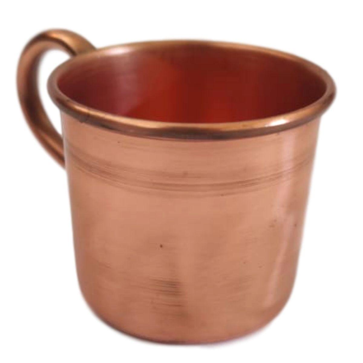 Caneca de Cobre 150 ml