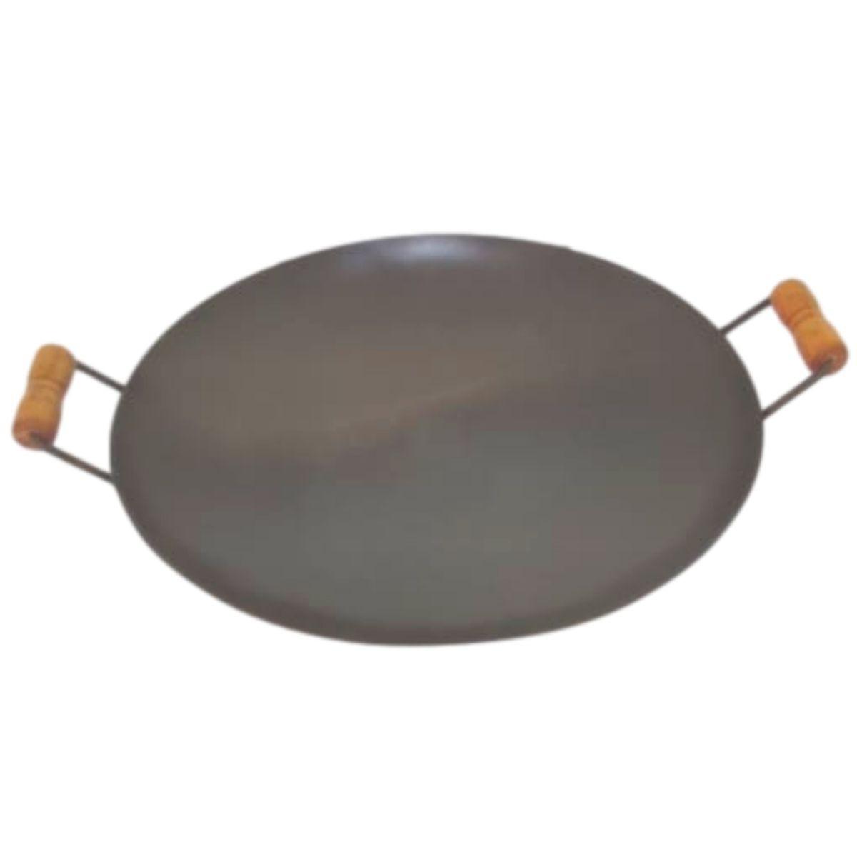 Disco/Chapa de Ferro Fundido GG - 50 cm de Diâmetro