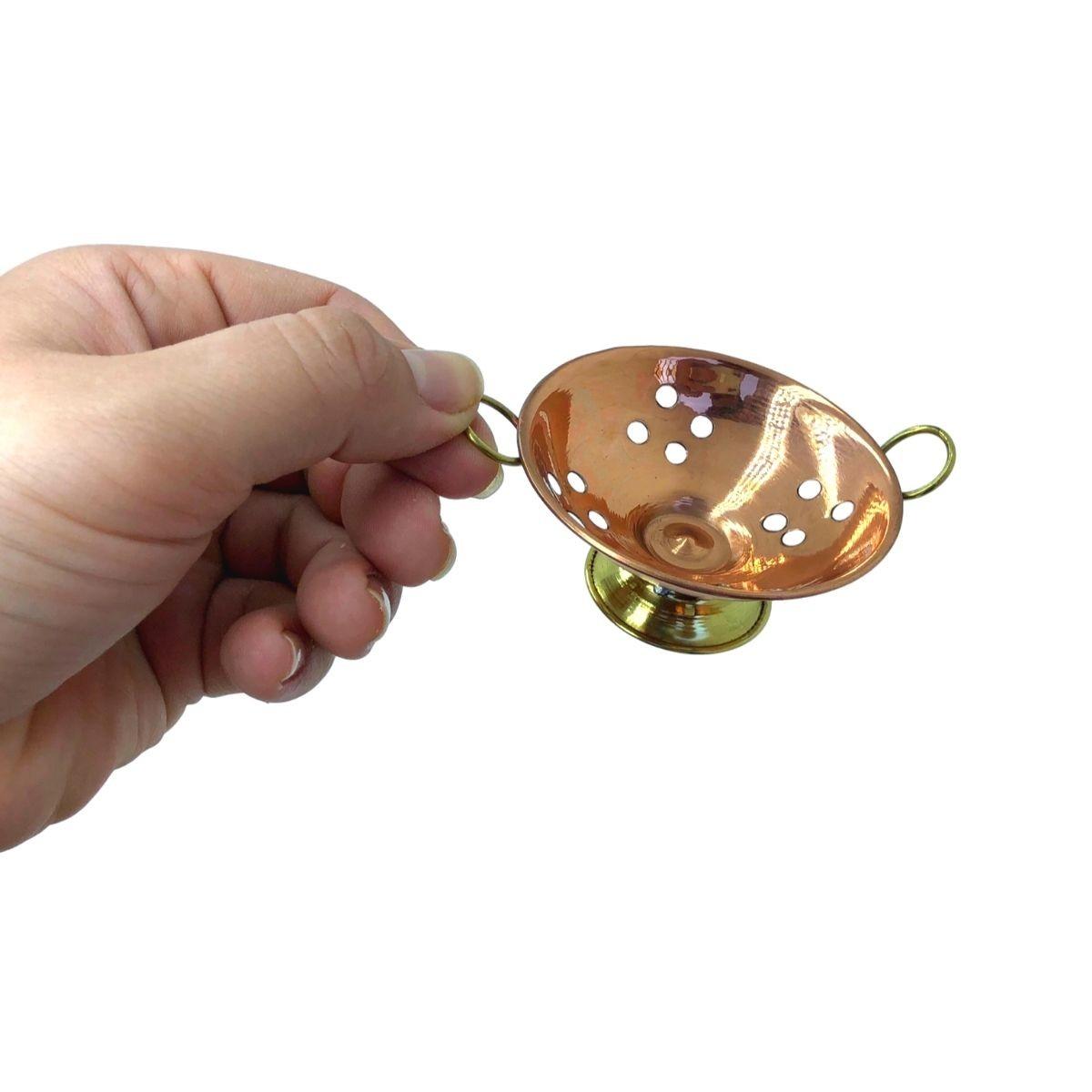 Escorredor em cobre Miniatura Mod. 2
