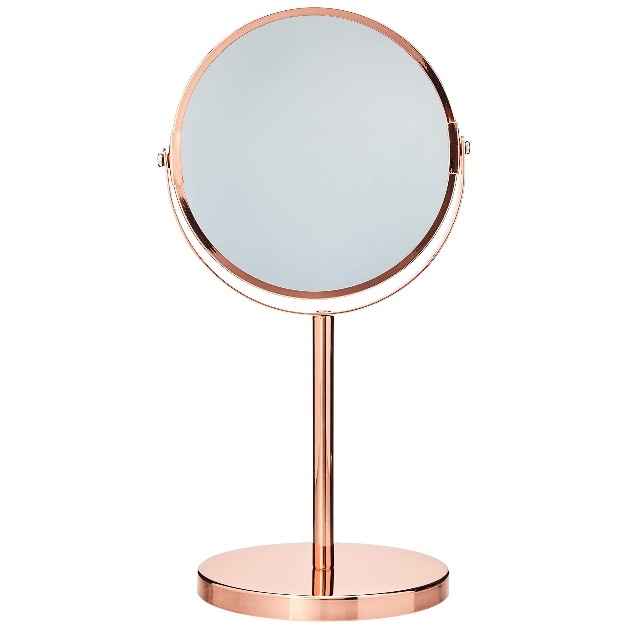 Espelho de Aumento c/ Base BZ - Cobreado