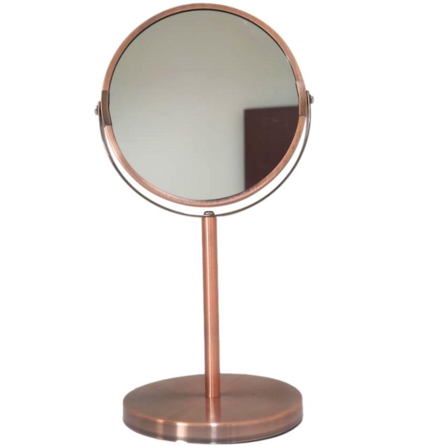 Espelho de Aumento c/ Base - Fashion