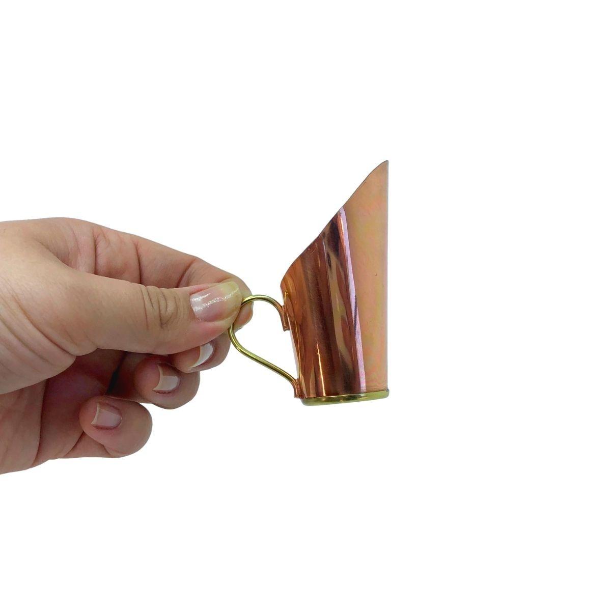 Medidor em Cobre Miniatura Mod. 2