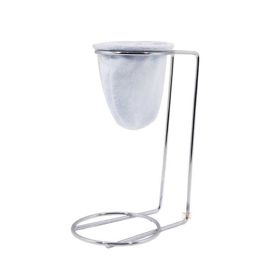 Mini Coador de Café com Refil de Pano P