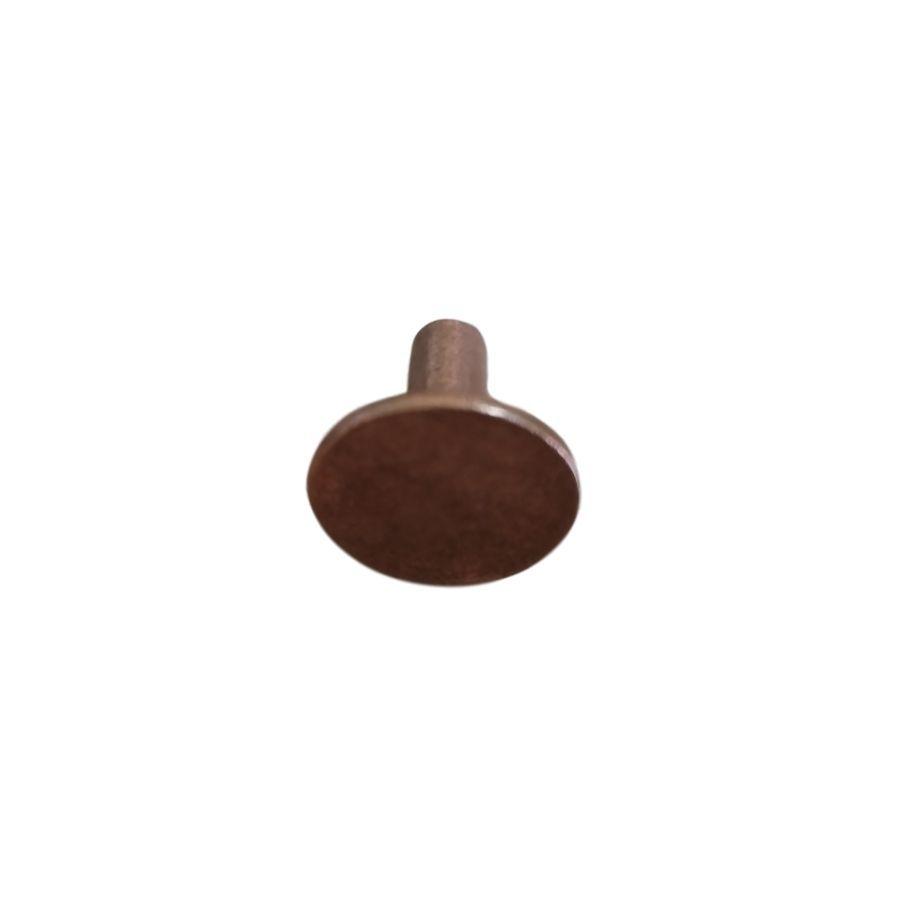 Rebites De Cobre Maciço 1/4 x 16 - 1 kg