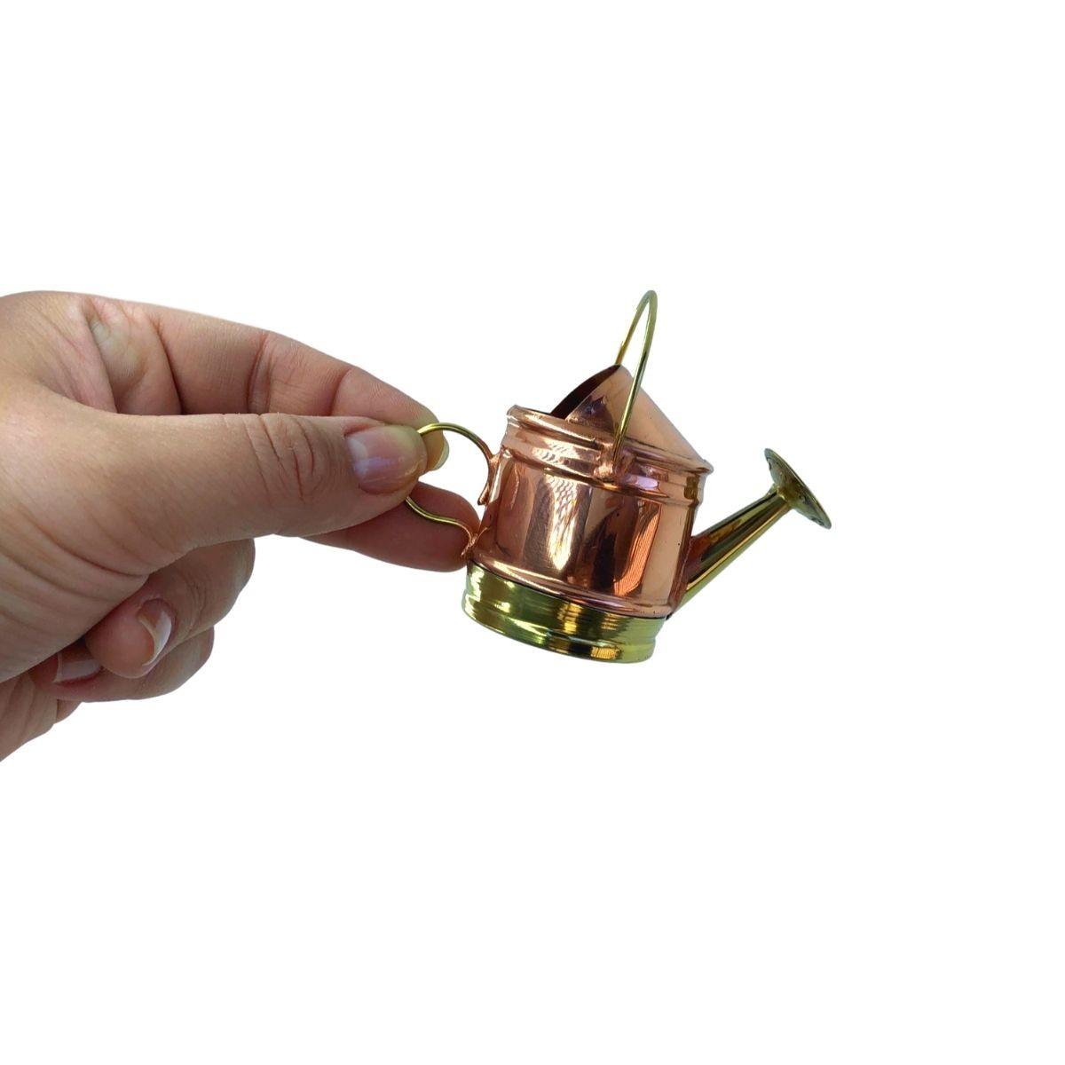 Regador Miniatura em Cobre Mod. 2
