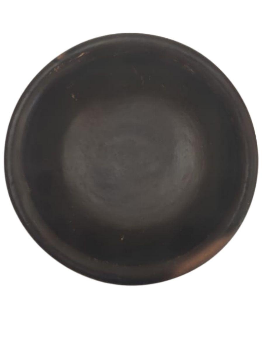 Tigela de Cerâmica para servir Caldos - Cor Marrom