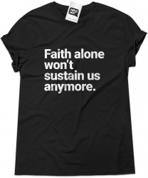 Camiseta e bolsa BAD RELIGION - Faith Alone