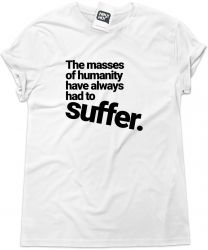 Camiseta e bolsa BAD RELIGION - Suffer