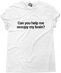 Camiseta e bolsa BLACK SABBATH - Can  you help me occupy my brain