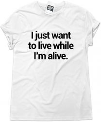 Camiseta e bolsa BON JOVI - It's My Life