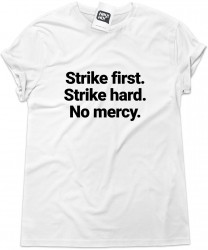 Camiseta e bolsa COBRA KAI - Strike first