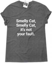Camiseta e bolsa FRIENDS - Smelly Cat