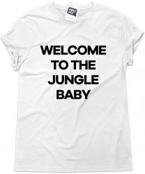 Camiseta e bolsa GUNS N' ROSES - Welcome to the jungle baby
