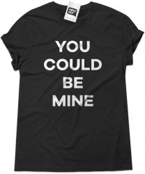 Camiseta e bolsa GUNS N' ROSES - You could be mine